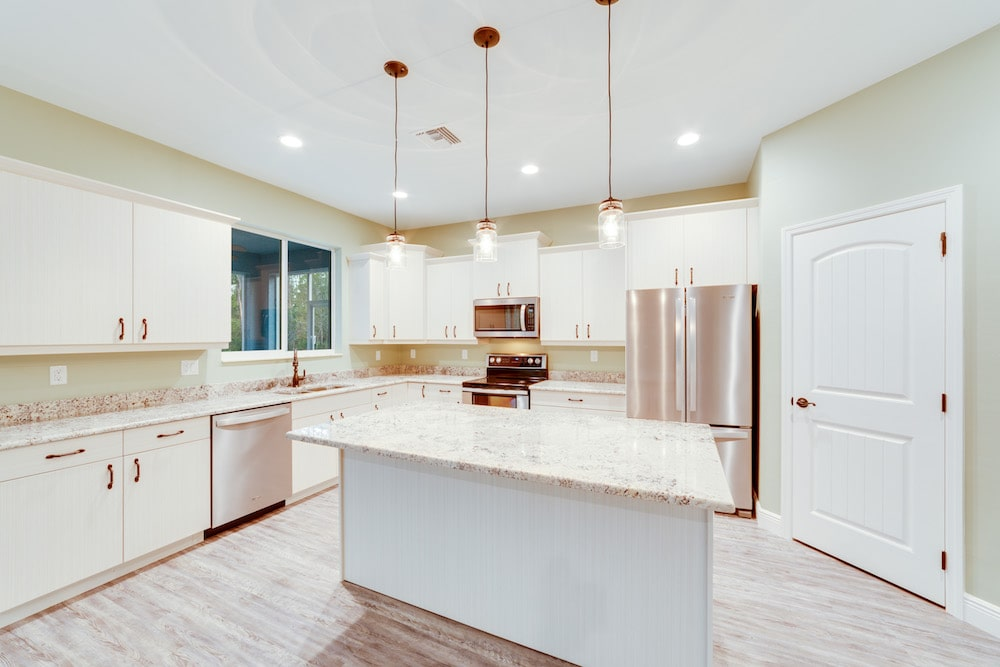 Country Eagle Custom Home Builder Kitchen