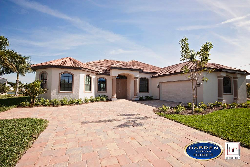 NE 22nd Ave Cape Coral Custom Home Builder