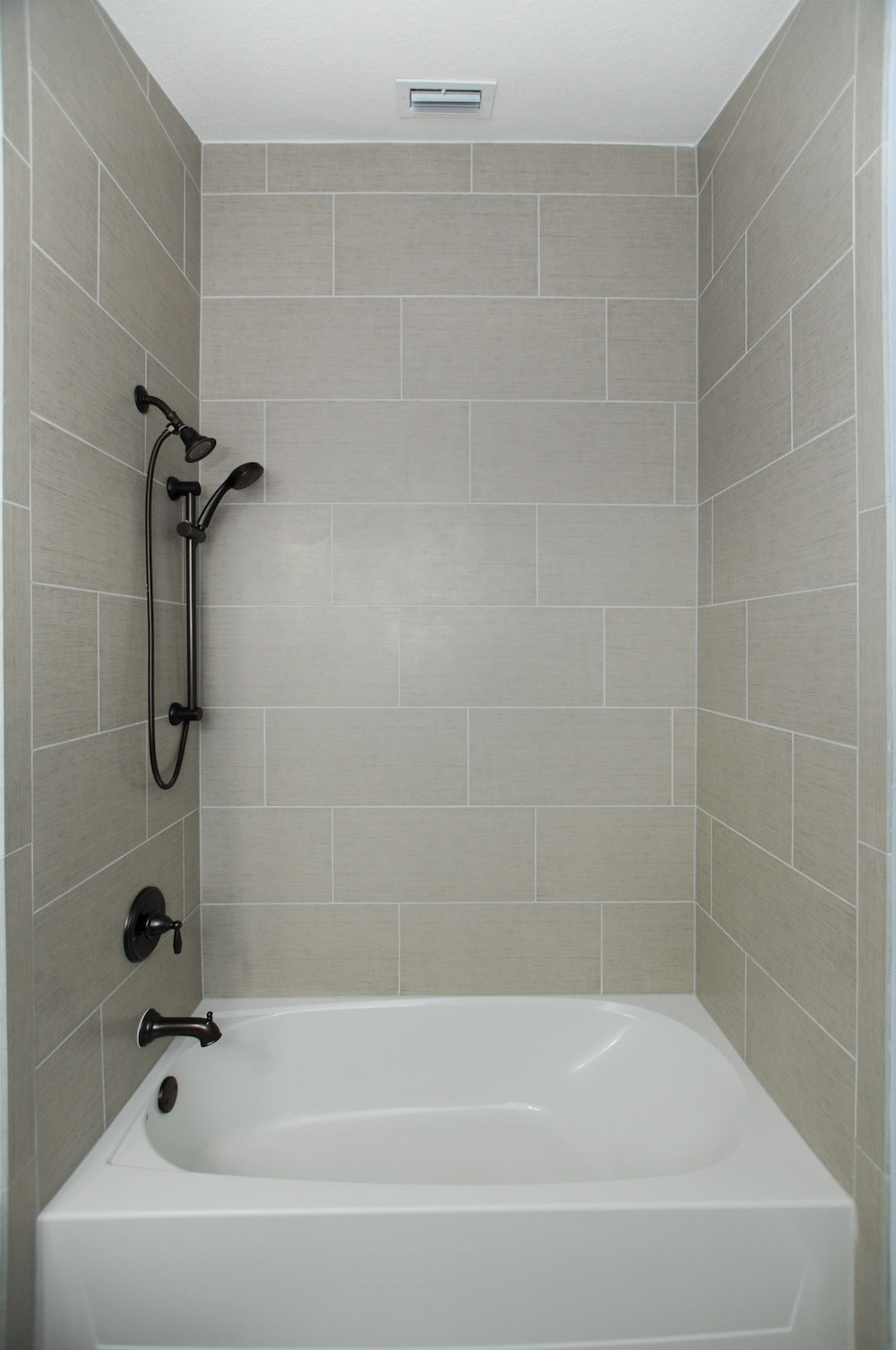 North Pebble Custom Home Builder Guest Shower