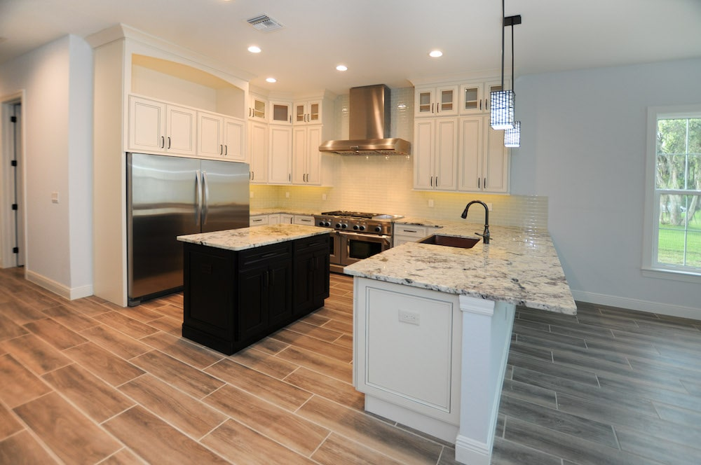 North Pebble Custom Home Builder Kitchen